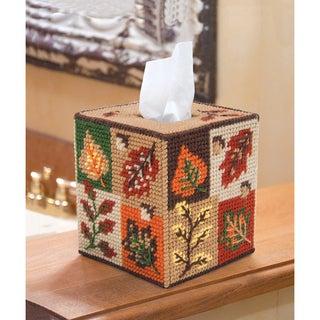 Shop Mary Maxim Plastic Canvas Tissue Box Kit 5 Quot Free