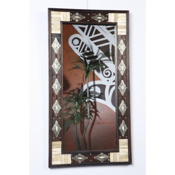 Sahara Brown Mirror