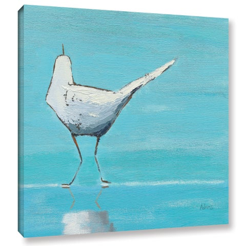 Phyllis Adams's Egret II, Gallery Wrapped Canvas