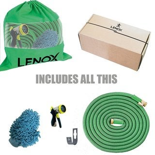 Lenox ALTYG100BL LENOX 100 FT Expandable Hose (Blue/Green) (2 options available)