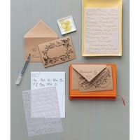 Calligraphy Hand Lettering Kit