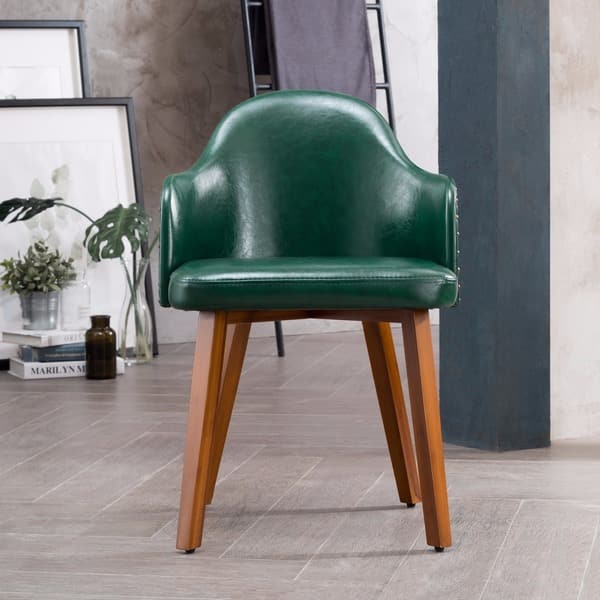 Sensational Corvus Metz Mid Century Bamboo Accent Chair Set Of 2 Gamerscity Chair Design For Home Gamerscityorg