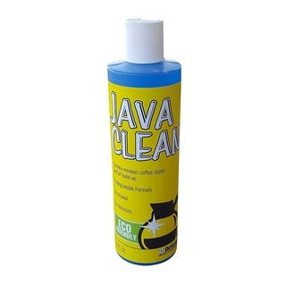 DEV200-02 Java Clean 16 oz Coffee Pot Cleaner|https://ak1.ostkcdn.com/images/products/18228265/P24368671.jpg?impolicy=medium