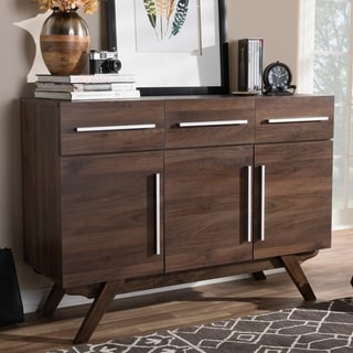 Carson Carrington Varberg Mid-century Brown Sideboard