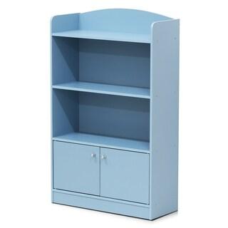 KidKanac Bookshelf with Storage Cabinet