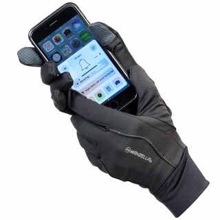 Women's Manzella All Elements 1.0 Touch Screen Gloves Black