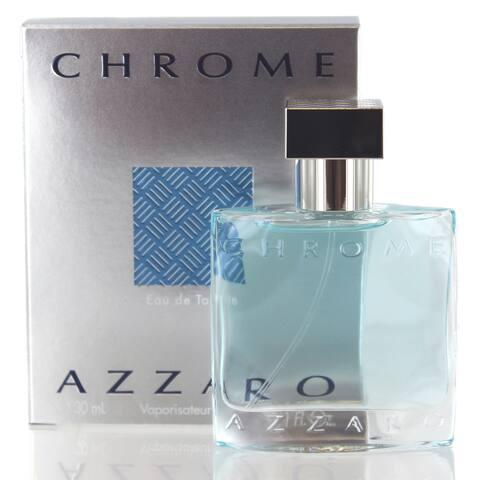 Azzaro Chrome Men's 1-ounce Eau de Toilette Spray