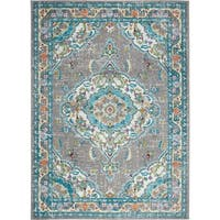 "Home Dynamix Splash  Transitional (5'2"" x 7'2"") Area Rug"