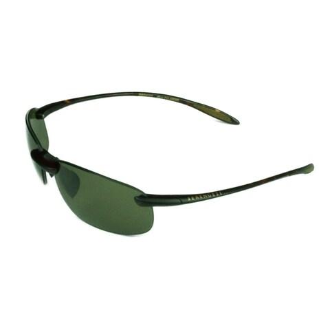 Serengeti Sport Unisex 8448 satin Tortoise w/ Polarized PhD 555 Lens Sunglasses