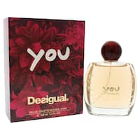 Desigual You Desigual Women's 3.4-ounce Eau de Toilette Spray