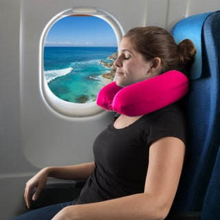 Windsor Home Memory Foam Travel Pillow