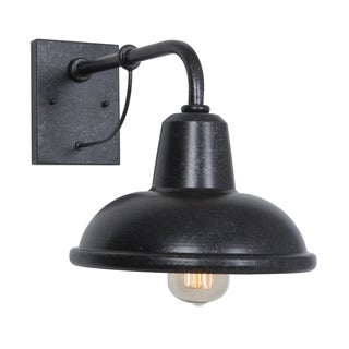 Yosemite Home Décor Brawley Collection One Light Wall Sconce
