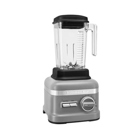 KitchenAid High Performance Blender, Matte Gray