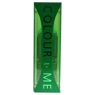 Milton-Lloyd Colour Me Green Men's 3-ounce Eau de Toilette Spray
