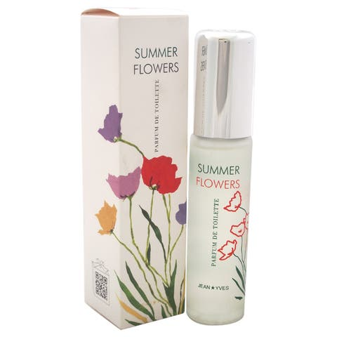 Milton-Lloyd Summer Flowers Women's 1.7-ounce Parfum de Toilette Spray