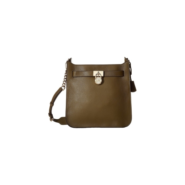 9a00a679d58d Shop MICHAEL Michael Kors Hamilton Medium North South Messenger ...
