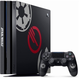Sony PlayStation 4 Pro 1TB Limited Edition Star Wars Battlefront II Bundle