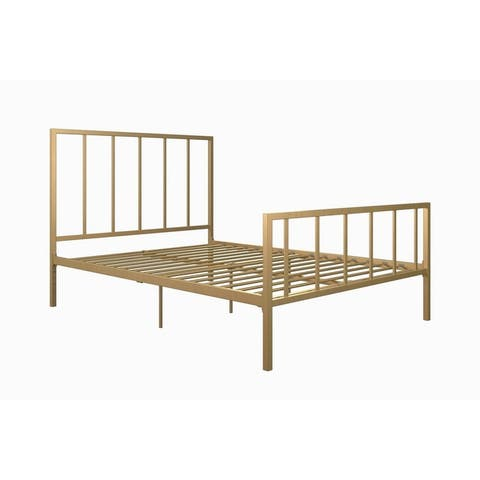 Porch & Den Caton Metal Bed