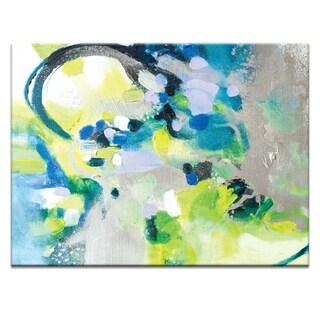 Amanda Morie 'Artist Lane' 061415 Canvas Wall Art