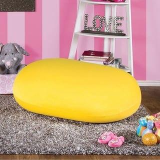 Rimrock Contemporary Bean Bag Chair, Yellow|https://ak1.ostkcdn.com/images/products/18231649/P24371620.jpg?impolicy=medium
