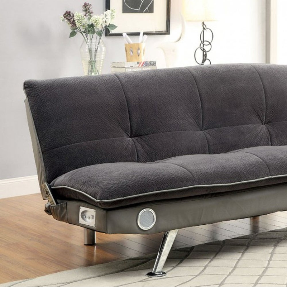 Futon Sofa With Speaker Bluetooth