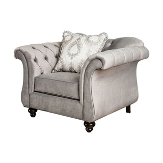 Antoinette, Gray Chair