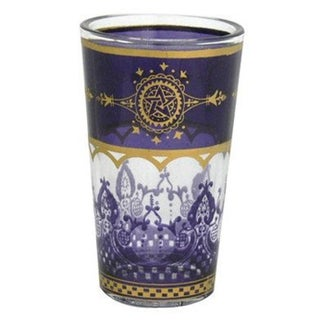 Moroccan Touareg Tea Glasses