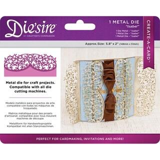 Die'sire Create-A-Card Wrap Die