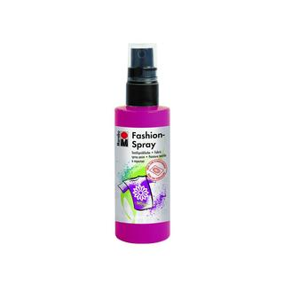 Marabu Fashion Spray Paint 3.4oz Raspberry