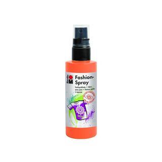Marabu Fashion Spray Paint 3.4oz Tangerine