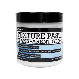 Ranger Texture Paste 3.9oz Transparent Gloss