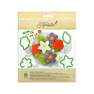 AMC Sugarbelle Cookie Cutter Set Spring