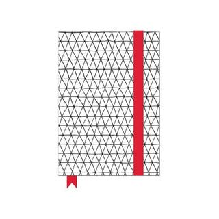 AMC Hall Pass Elastic Notebook Triangles