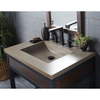 Palomar 30-inch NativeStone Bathroom Sink