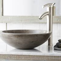 Morro 17-inch NativeStone Vessel Bathroom Sink