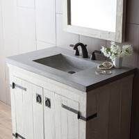 Palomar 36-inch NativeStone Bathroom Sink