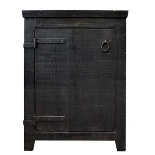 Americana Anvil 24-inch Reclaimed Wood Bathroom Vanity