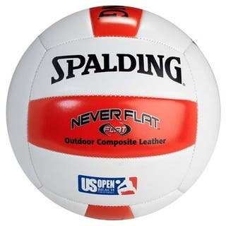 Spalding Never Flat Volleyball|https://ak1.ostkcdn.com/images/products/18235467/P24375008.jpg?impolicy=medium