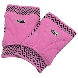 Tachikara ZIGZAG Beginner Volleyball Knee Pad- Lrg/XL-Pink