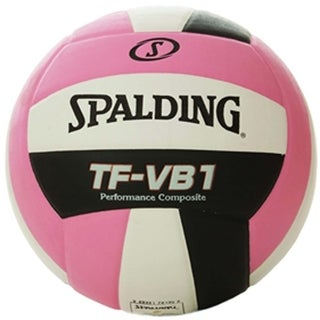 Spalding TF-VB1 Pink/Black/White