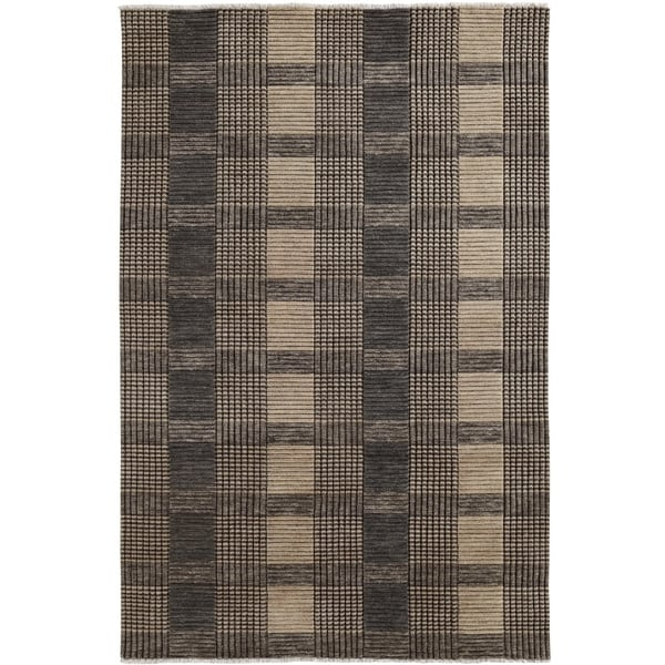 4335b188cf2 Shop Lounge Grey Indoor Area Rug - 4' x 6' - Free Shipping Today - Overstock  - 18235535