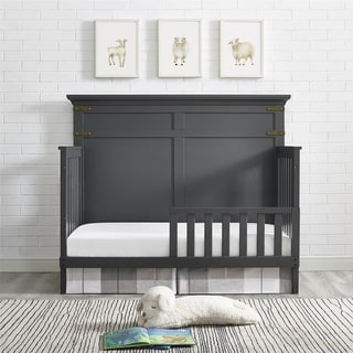 Avenue Greene Layton Slate Grey Toddler Guard Rail