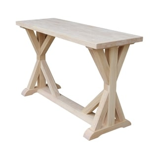 International Concepts Sierra Console Table