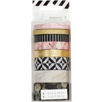 Heidi Swapp Magnolia Jane Washi Tape Rolls 8/Pkg