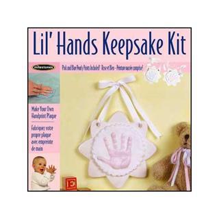 Milestones Keepsake Kit Lil Hands Flower