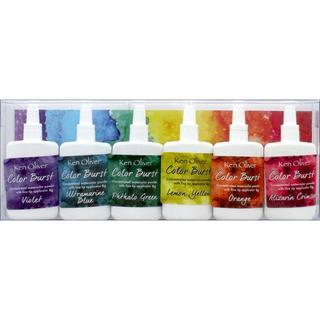 Contact Crafts KOliver Color Burst Set 6pc Brights