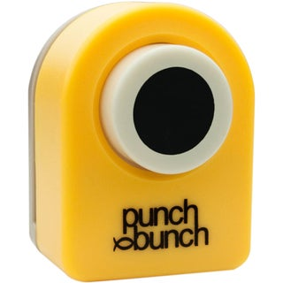 Punch Bunch Small Punch Approx. .4375""