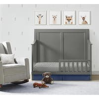Avenue Greene Lyndon Graphite Grey Toddler Guard Rail