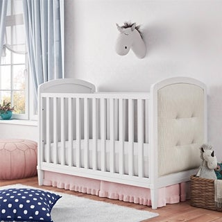 Avenue Greene Sawyer 3-in-1 Upholstered Crib (2 options available)