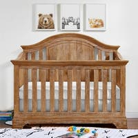 Avenue Greene Ollie Natural 4-in-1 Convertible Crib
